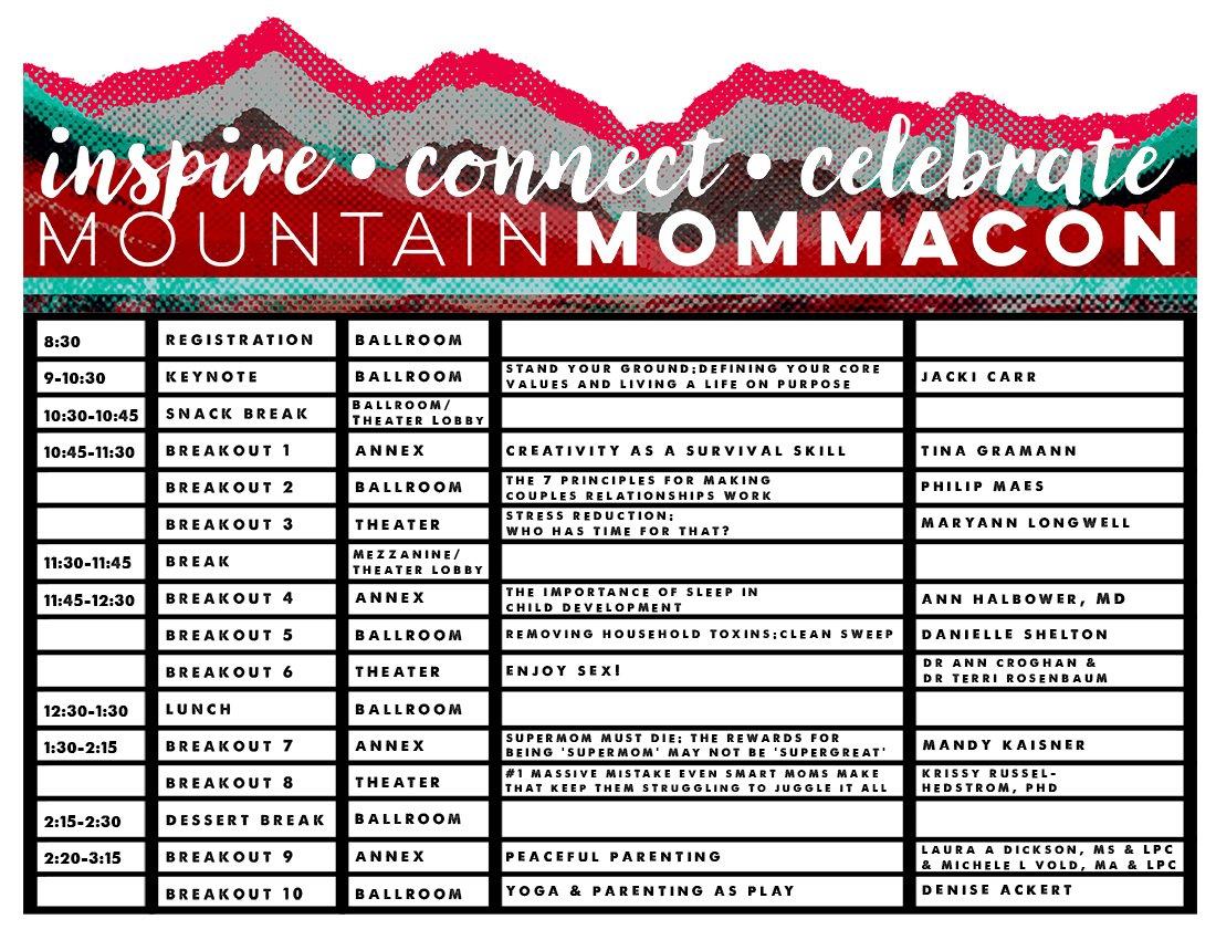 04.29 mommacon schedule