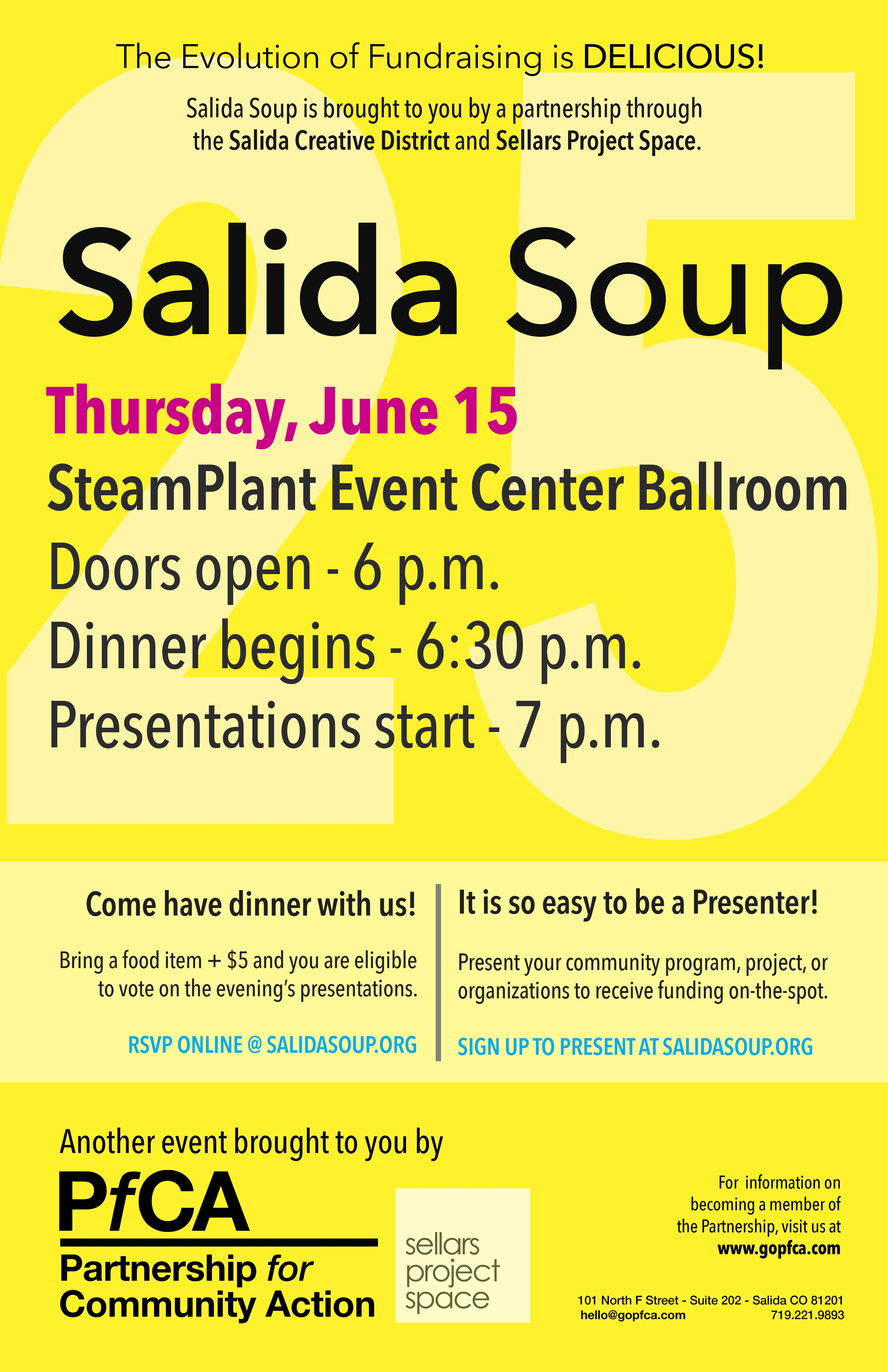 6.15.2017 Soup Poster