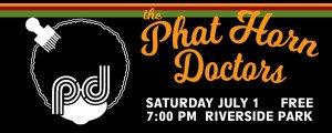 07-01 phat horn doctors