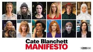 Art on Film Screening: Manifesto