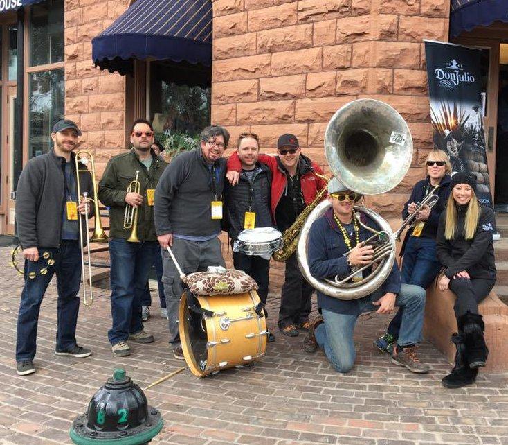 The Otone Brass Band
